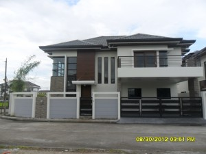 Pulu Amsic's Brandnew House, Angeles City Ref Ad# 0000302