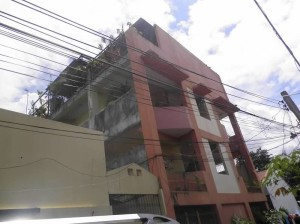 3 STOREY ROOF TOP  DORMITORY FOR SALE near AUF ANGELES CITY Ref:Ad#0000433