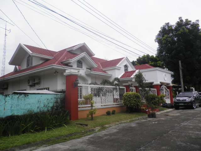 Big House for Rent Angeles City Carmenville Ref:Ad# 0000450
