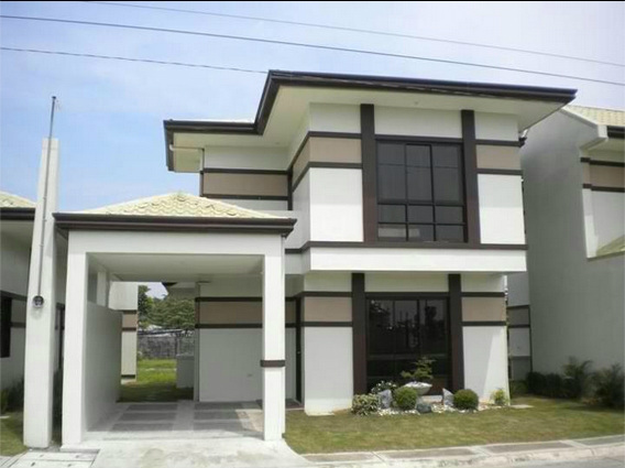 2BR 2-STOREY HOUSE IN MABALACAT CITY FOR SALE Ref Ad# 0000483
