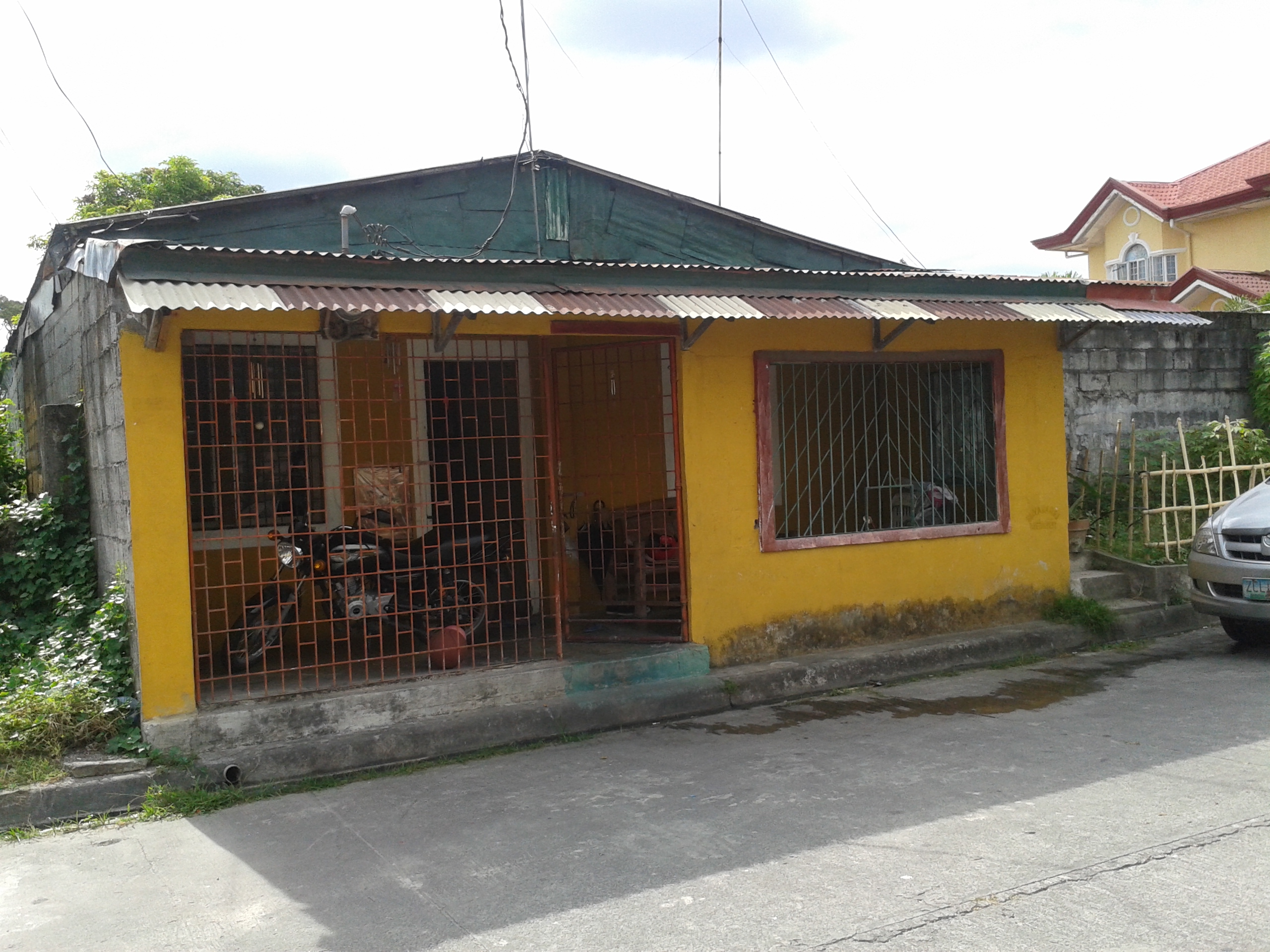 2 houses 500sqm lot sunset valley homes angeles city angeles