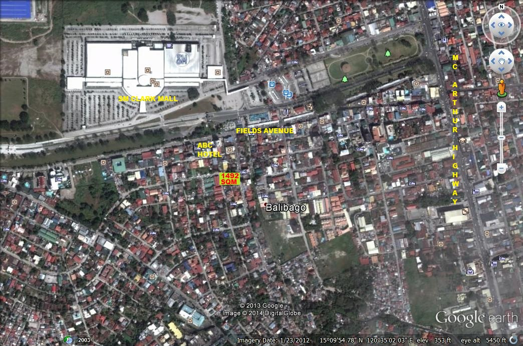 PRIME COMMERCIAL CORNER LOT ANGELES CITY! Ref:Ad# 0000516