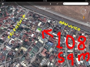 LOT FOR SALE ANGELES CITY NEAR FRIENDSHIP CLARK Ref:Ad# 0000555