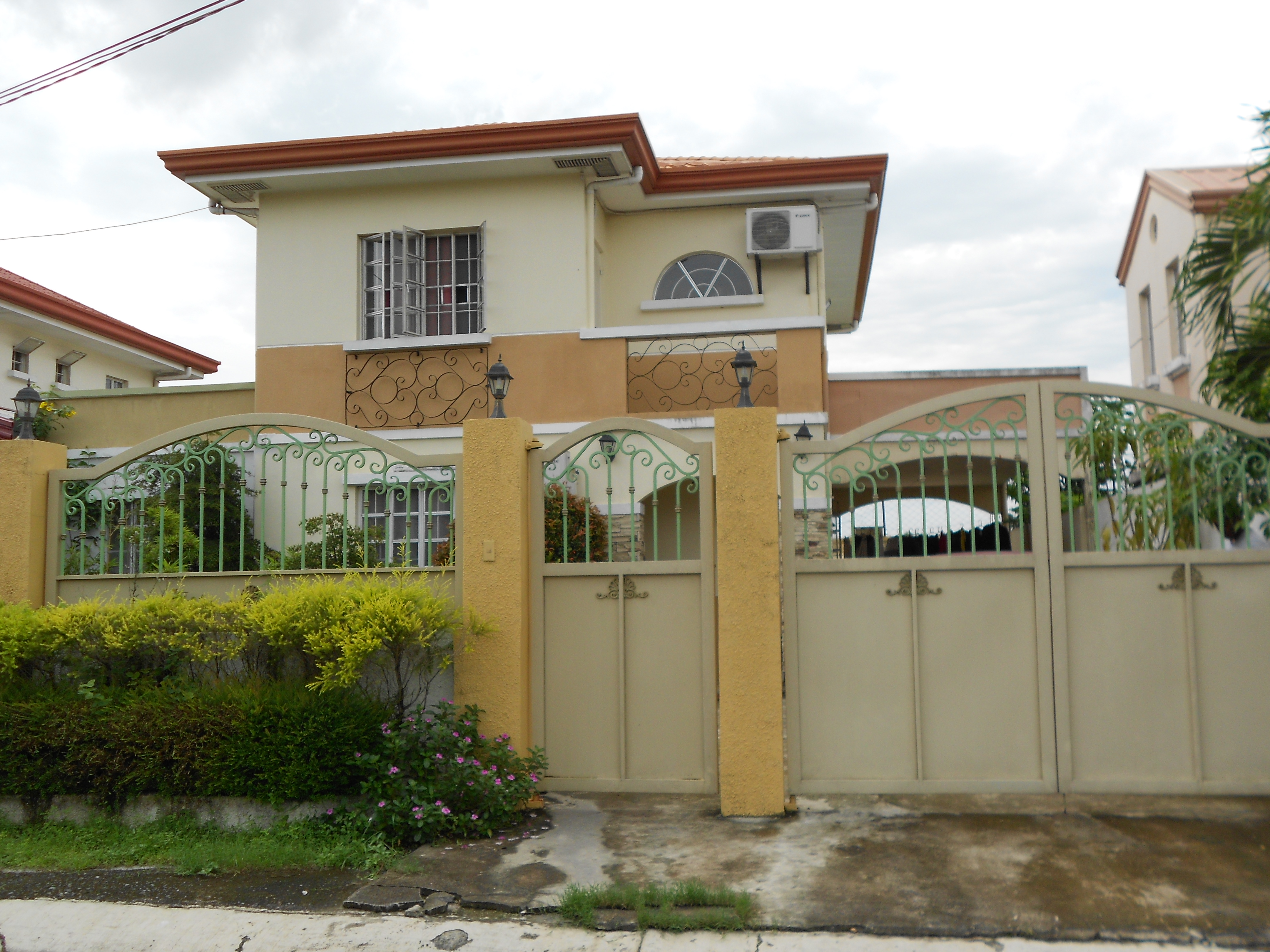 House And Lot For Sale Mabalacat Mabiga Angeles Real Estate