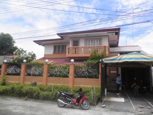 BIG House and Lot for sale Angeles City Sta.Maria 2 Balibago Ref:# 0000579