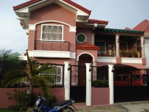 2 Storeys House for Sale Mabalacat Pampanga Ref# 0000614