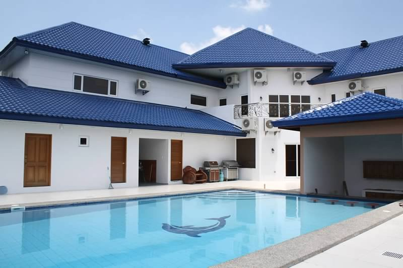 House For Sale Angeles City Pulu Amsic With Pool Angeles