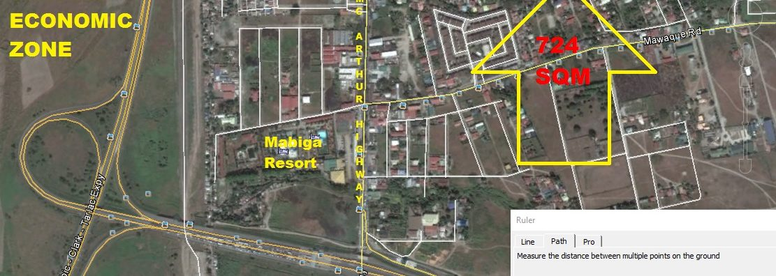 Lot for Sale Mabalacat