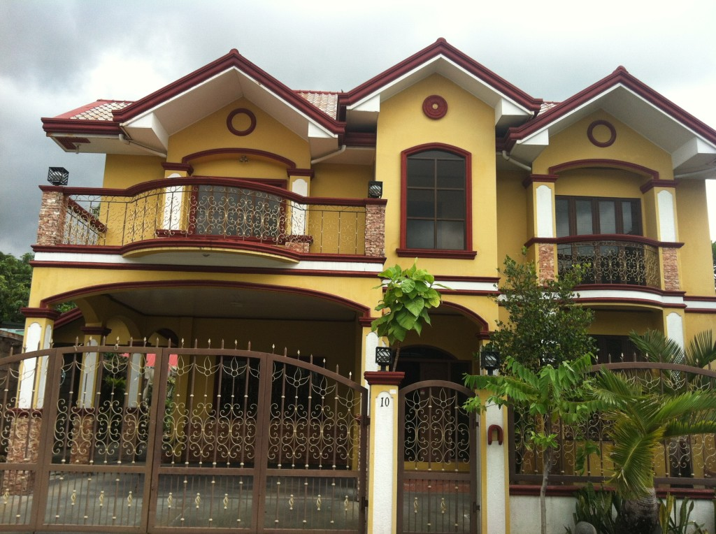 SOLD! House Villa Gloria Angeles City Ref# 0000757