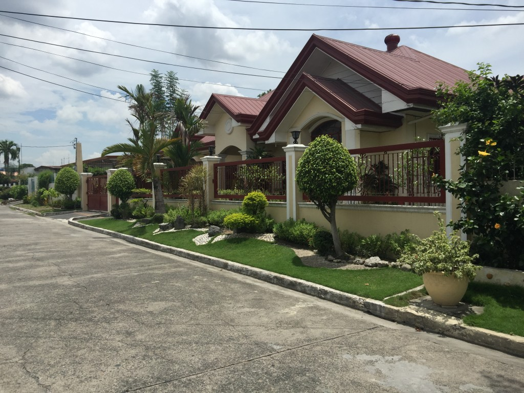 House for Sale Angeles City Villa Angela Ref# 0000766