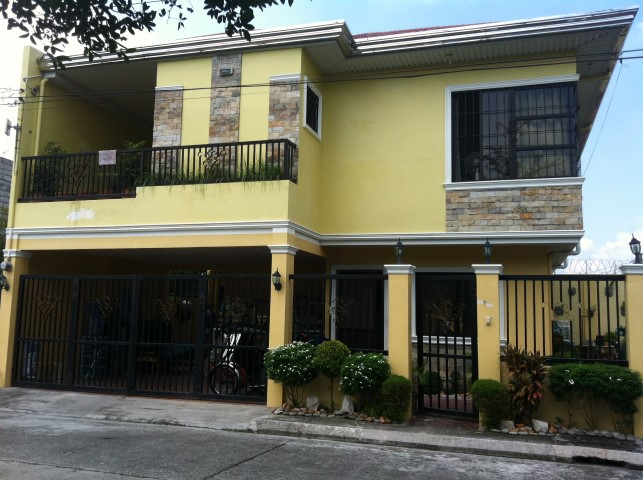 House for Sale Angeles City MetroGate Ref#0000783