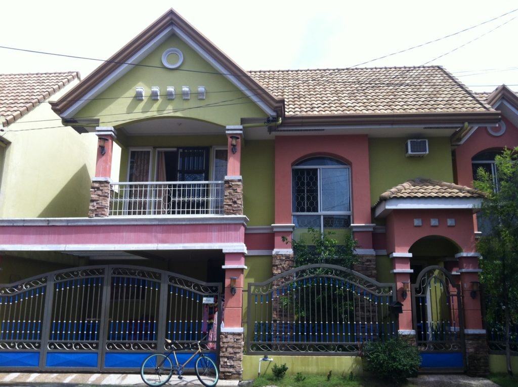 House for Sale Mabalacat Pampanga Ref # 0000787