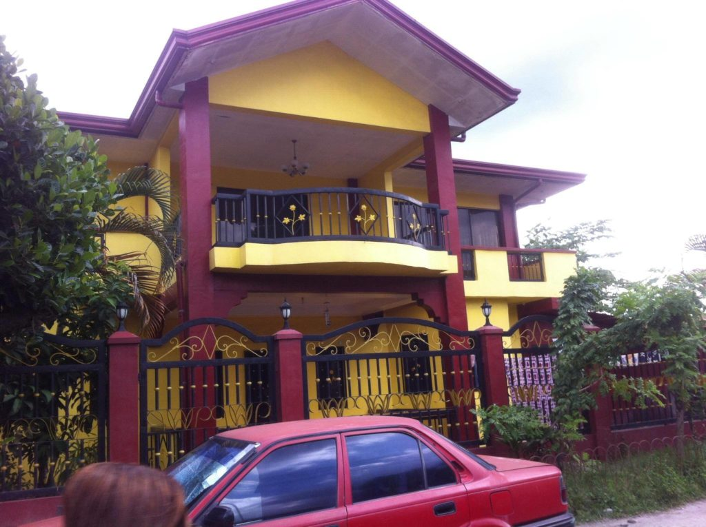 House for Sale Angeles City Ref# 0000791