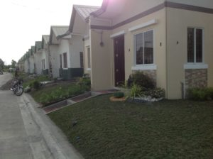 Row House for Sale Angeles City P4K/month only!! Ref#0000811