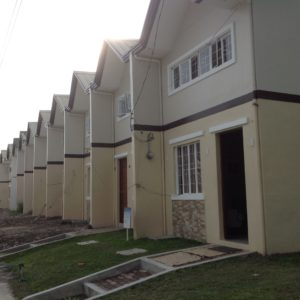 Town house for Sale Angeles City P6600/month only! Ref#0000812