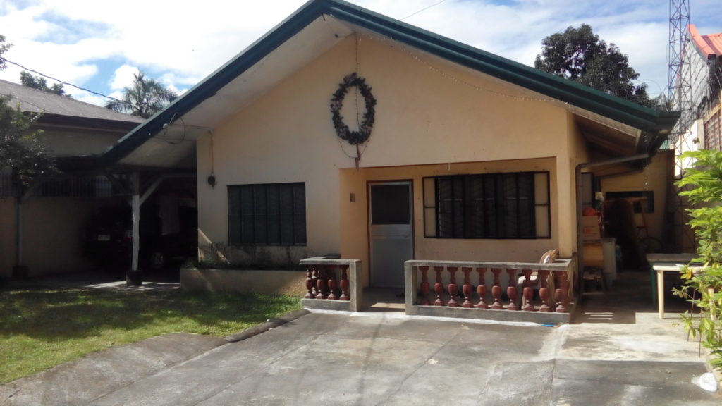 House and lot angeles city L&S