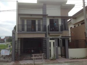 New House for Sale Angeles City Metrogate #0000825