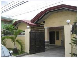 House for Rent Angeles City Balibago with Pool #0000824