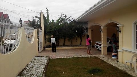 TAKEN! Fully Furnished House Angeles City near Clark #0000834