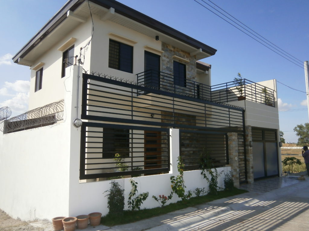 House for Sale Angeles City Metrogate #0000828