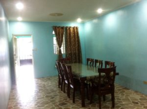 house for sale timog park angeles city