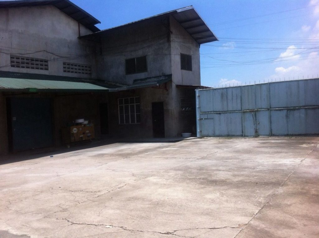 4 hectares Rawland and 3 Warehouse for Sale Angeles City #0000869