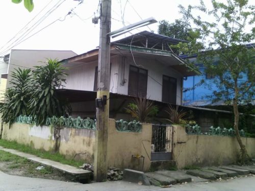 House for Sale Angeles City near AUF #0000882