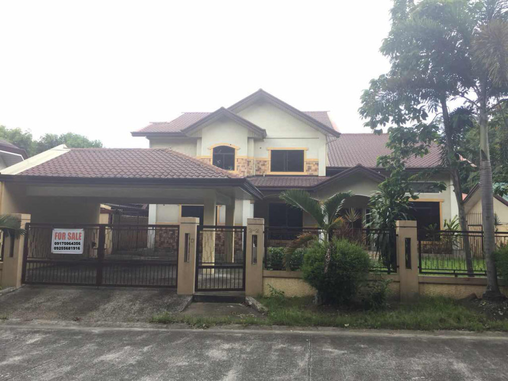 Big House for Sale Angeles City Woodland Park #0000887